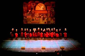 المسرح الفلسطيني