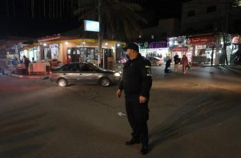 داخلية غزة: بدء سريان الاغلاق الليلي اعتبارا من الساعة 9 مساء اليوم