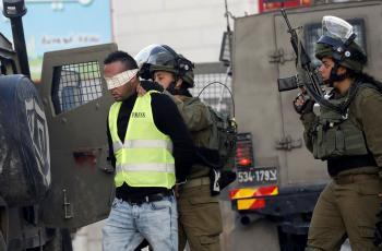 الاحتلال يعتقل مواطنا من فقوعة شمال شرق جنين