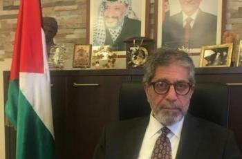 السفير طوباسي يبحث مع اليونان مجريات عملية الانتخابات في فلسطين