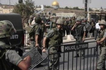 الاحتلال يستولي على 13 دونما من أراضي حزما شرق القدس