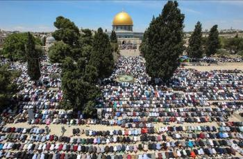 إنتهاء الاستعدادات لاستقبال شهر رمضان في المسجد الأقصى ضمن الإجراءات الوقائية