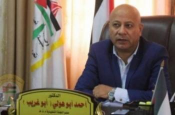 أبو هولي يبحث مع نائب المفوض العام للأونروا أوضاع اللاجئين الفلسطينيين في المخيمات