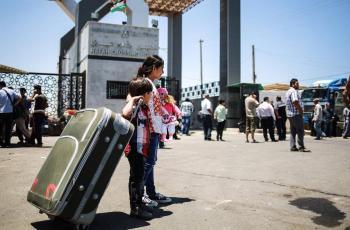 غزة: تنويه مهم بشأن حجوزات الطيران للمسافرين عبر معبر رفح