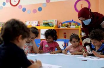 غزة: التنمية تعلن إعادة فتح دور الحضانة بدءا من يوم غد الأحد