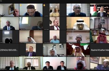 عساف يؤكد أهمية دور اتحاد الاذاعات الإسلامية في تعزيز التضامن الاسلامي