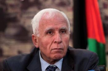 الأحمد يطلع ممثل الاتحاد الأوروبي على الأوضاع بفلسطين في ظل استمرار التوسع الاستيطاني