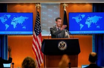 واشنطن تؤكد موافقتها على مواصلة المحادثات غير المباشرة لإحياء الاتفاق النووي الإيراني