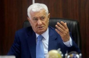 عباس زكي: الباب مفتوح لناصر القدوة