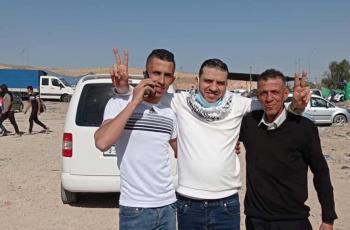 الاحتلال يفرج عن الأسير علي القيسي من مخيم جنين بعد اعتقال دام 18 عاما