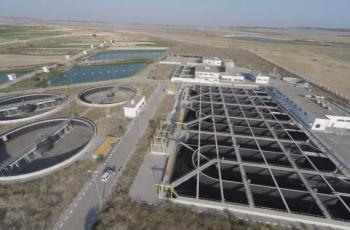 تشغيل محطة المعالجة المركزية لمحافظتي غزة والوسطى بقيمة 86 مليون يورو