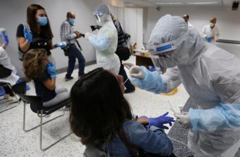 تسجيل 111 إصابة و7 وفيات بفيروس كورونا في لبنان