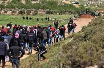استشهاد زكريا حمايل 28 عامًا خلال مواجهات مع الاحتلال على جبل صبيح في بيتا جنوب نابلس