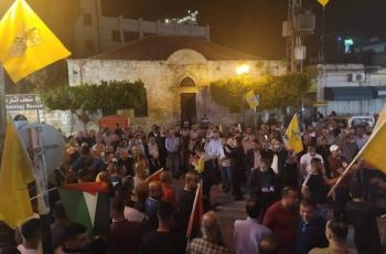 طولكرم: وقفة دعم لأهلنا في القدس ولقرار القيادة على أنه لا انتخابات بدون القدس