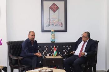 أبو سيف يشدد على أهمية حماية الموسيقى الفلسطينية
