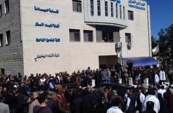 نقابة الأطباء تؤكد استمرار فعالياتها الاحتجاجية