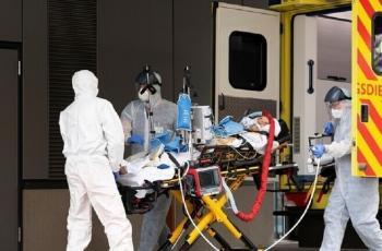 تسجيل 57 وفاة و2436 إصابة جديدة بكورونا في إيطاليا