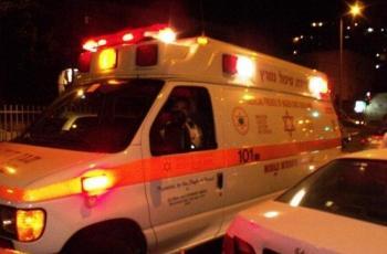 إصابة شاب بجروح خطيرة في جريمة إطلاق نار بالداخل الفلسطيني