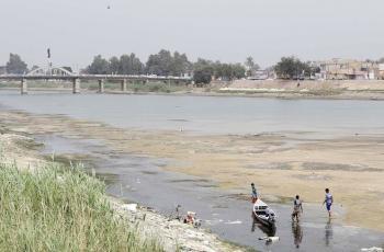 مباحثات عراقية سورية حول المستحقات المائية