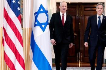 إدارة بايدن تدعو غانتس إلى ضرورة إيصال مساعدات عاجلة إلى غزة