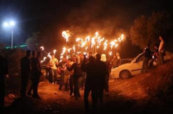4 إصابات برضوض وعشرات حالات الاختناق خلال مواجهات مع الاحتلال في بيتا