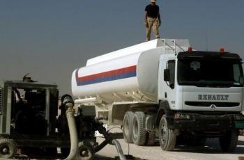 إعادة ضخ الوقود القطري لمحطة توليد الكهرباء بغزة يوم غد