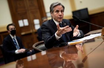 بلينكن: مئات العقوبات ضد إيران ستظل سارية المفعول