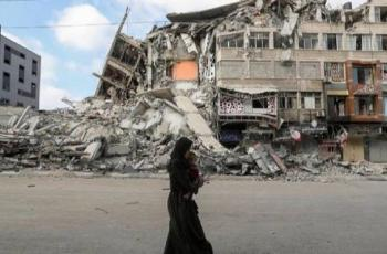 الرئيس المصري يوجه بسرعة إدخال معدات للمساهمة فى إعادة إعمار غزة