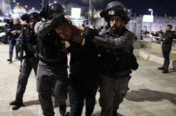 الاحتلال يعتقل شابين من عورتا جنوب نابلس