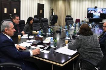 مجلس الوزراء يعتمد الإطار العام لخطة التواصل مع الدول العربية لتعزيز التعاون المشترك