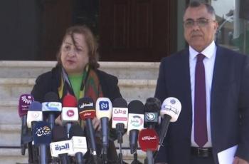 ملحم: رئيس الوزراء يوعز بإلغاء الاتفاق مع الجانب الإسرائيلي فورا حول لقاحات فايزر
