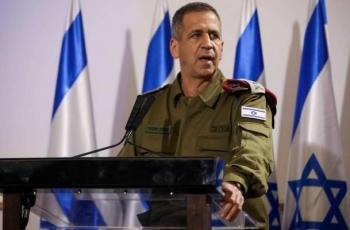 كوخافي: جاهزون للدخول في معركة جديدة مع قطاع غزة