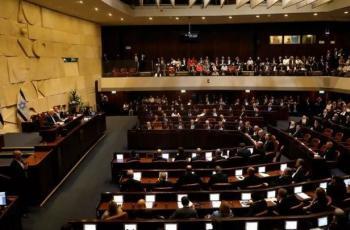 كنيست الاحتلال يمنح الثقة لحكومة التغيير الجديدة برئاسة بينيت