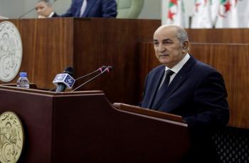 الجزائر تعلن عن تشكيلة الحكومة الجديدة للبلاد
