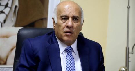 الرجوب: القاهرة ستستضيف حوارا وطنيا شاملا بين كل فصائل العمل الوطني