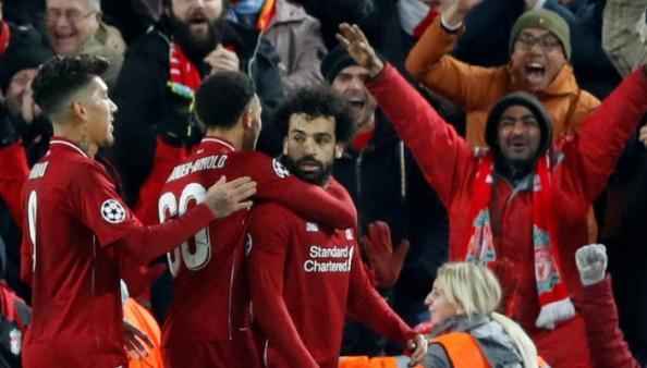 جماهير ليفربول غاضبة..لماذا لا يحتفل محمد صلاح بأهدافه؟