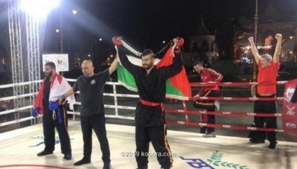 بالصور فلسطين تحصد المركز الثالث بالميداليات والاول دوليا للفرق