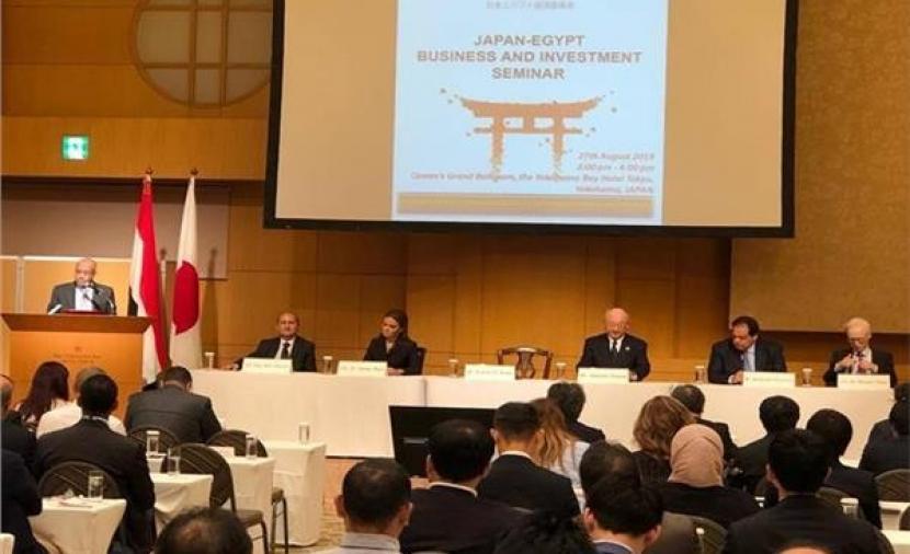 فلسطين تشارك في أعمال المنتدى الاقتصادي العربي الياباني فى القاهرة