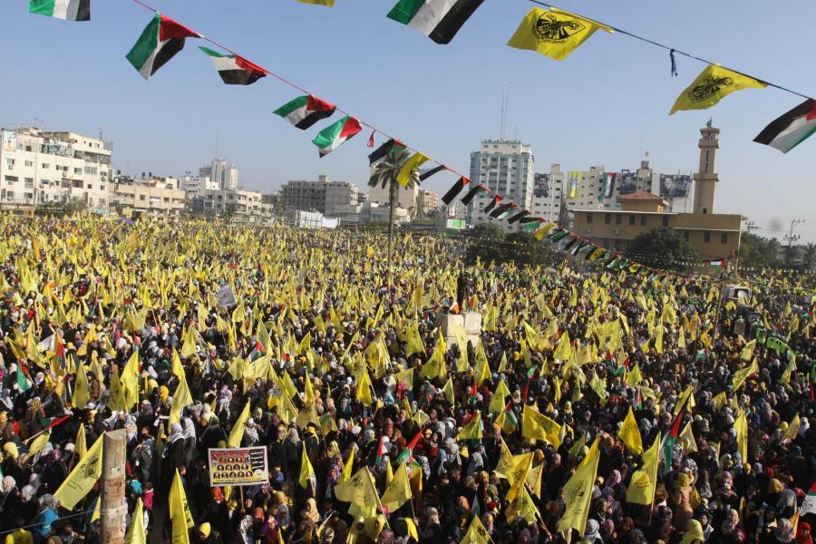 بالفيديو: قيادي بـ فتح: ندعو الشارع أن يتحرك تجاه من يعطل مصالح الشعب الفلسطيني