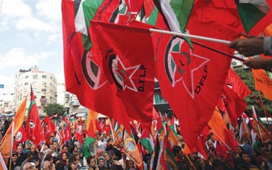 الديمقراطية: على المجتمع الدولي ترجمة تضامنه مع شعبنا بالتالي
