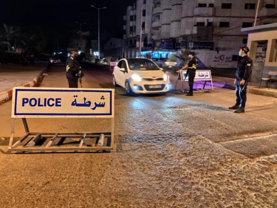 داخلية غزة تقرر فرض إجراءات جديدة لمواجهة تفشي فيروس كورونا