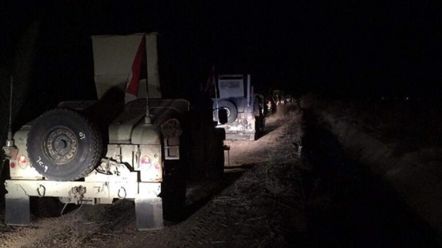 مقتل وإصابة 8 أشخاص بينهم ضابطان بهجوم شمالي العراق