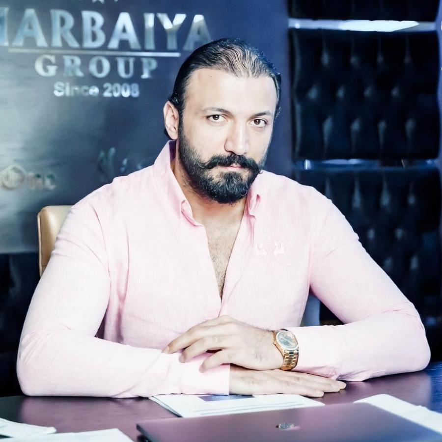 المهندس حسام الجريدلي يعلن عن التحضير لافتتاح شركة ماربيا للمقاولات العامة