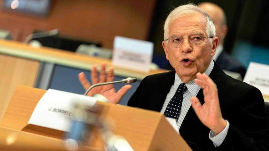 جوزيف بوريل: لن يكون هناك سلام واستقرار بدون تسوية شاملة على أساس حل الدولتين