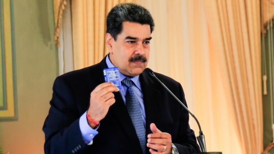 مادورو: سأترك الرئاسة في حال فازت المعارضة بالانتخابات التشريعية