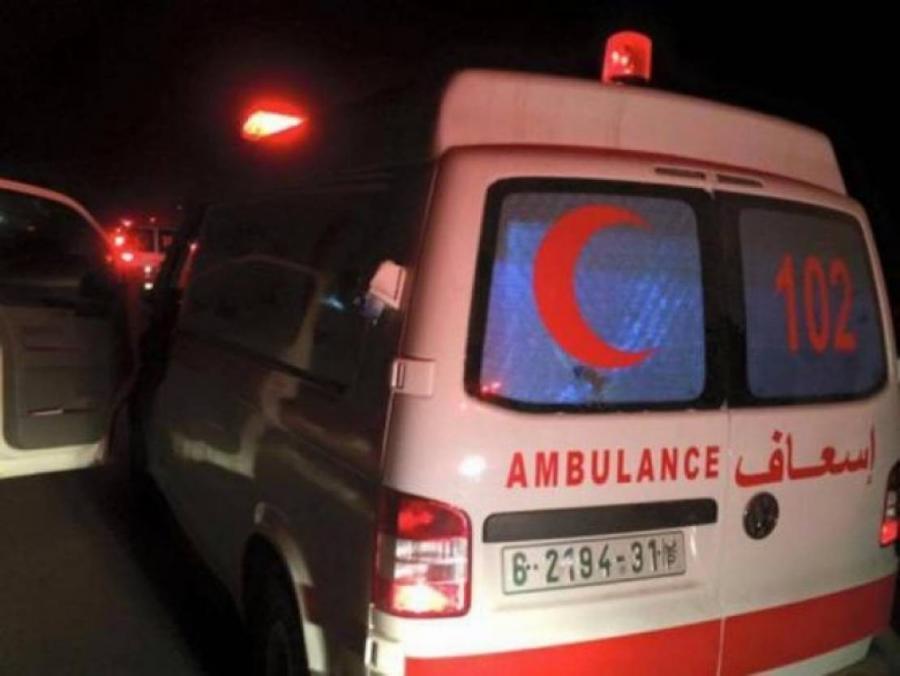 وفاة عامل سقط من علو في قرية الزعيم شرق القدس
