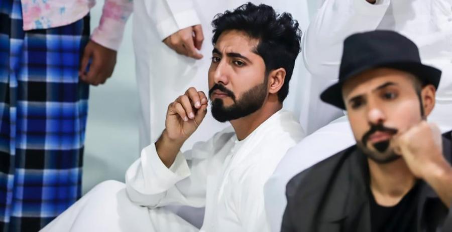 الممثل سعد عبد الله يكشف تفاصيل فيلم سوشيال مان