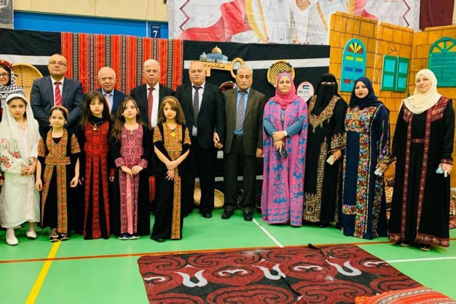 المدرسة الفلسطينية في قطر تفوز بالمراكز الأولى ببطولة للمناظرات