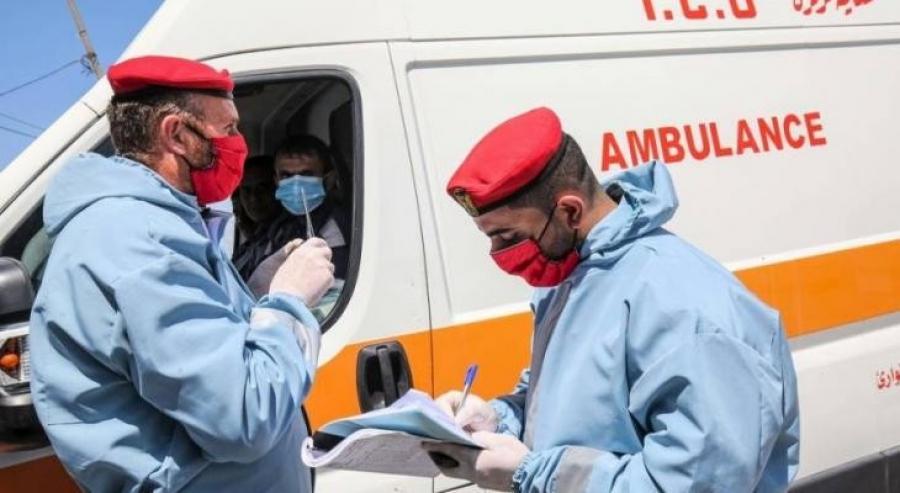 صحة غزة تسجل حالة وفاة و450 إصابة جديدة بفيروس