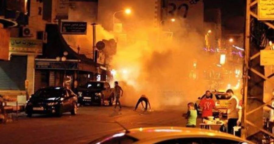 إصابة شابين برصاص الاحتلال الحي في بيرنبالا شمال غرب القدس